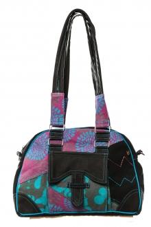 Bamboo's Fashion Sac à main Miami GN-145 Bleu/Violet