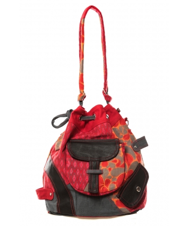 Bamboo's Fashion Sac cabas Barcelone GN-1411 Rouge