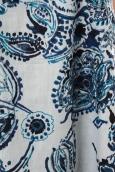 Palme Robe Tasmanie 49496 Bleu