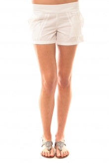 Lara Ethnics Short Lola Blanc