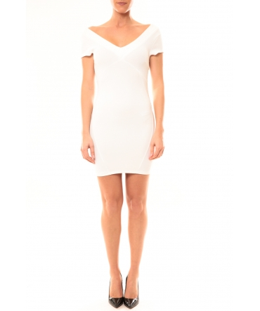 Vera & Lucy Robe Lucce LC-0312 Blanc