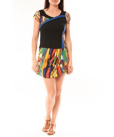 Bamboo's Fashion Robe BA1508 Orange