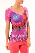 T-Shirt TS_Sunrise 52T25G1 Rose