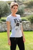 TCQB T-Shirt NAD Photo Gris