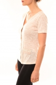 Meisïe Top 50-608SP15 Beige