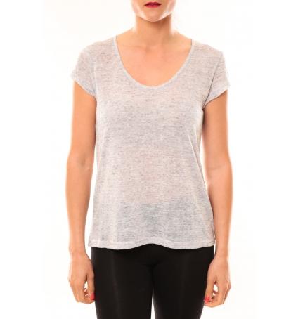 Meisïe T-Shirt 50-606SP15 Gris clair