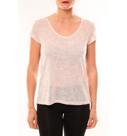 Meisïe T-Shirt 50-606SP15 Rose