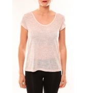 Meisïe T-Shirt 50-606SP15 Rose