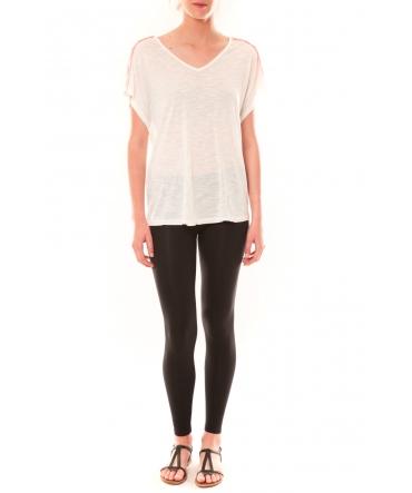 Top M-9388 Dress Code Blanc