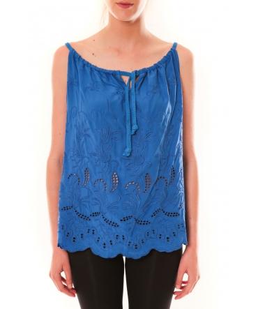 Debardeur HS-1019 Dress Code Bleu