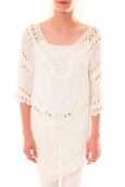 Tunique Bubblee Dress Code Blanche