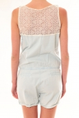 Combinaison F258 Dress Code Denim Clair