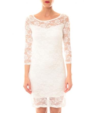 Dress Code Robe In Vogue Blanc