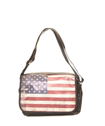 Sac Very Bag Street US Flag Noir