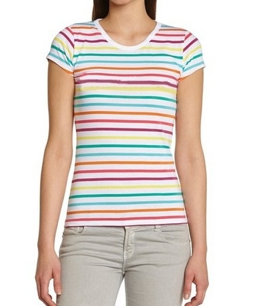 Little Marcel Tee-Shirt Alexina Multi 281