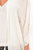 Gilet MC3014 blanc