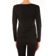Sweat Company Top PM1053 noir