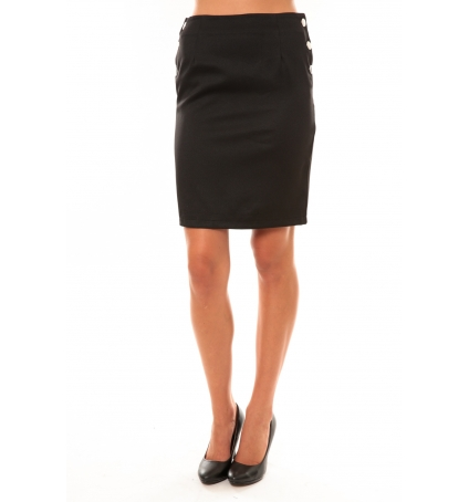Dress Code Jupe D1452 noir