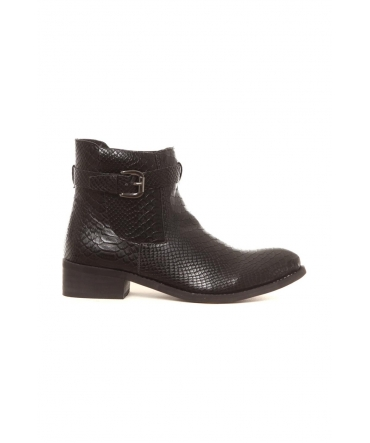 Bottines Hiro noir