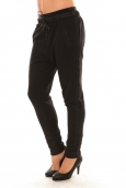 Pantalon de jogging P8012 noir