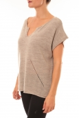 Pull Callie taupe