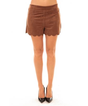 Short 57713 marron