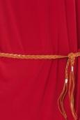 Robe 53021 bordeaux