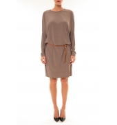 Dress Code Robe 53021 taupe