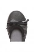 Ballerines Ella Army noir