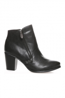 Bottines Pony noir