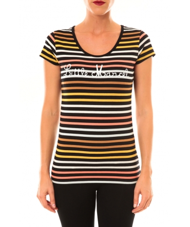 Tee-shirt Line 326 multicouleurs