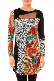 Bamboo's Fashion Robe Zoulou BW621 noir
