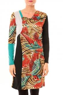 Bamboo's Fashion Robe Sauvage BW620 noir