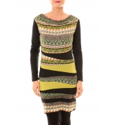 Bamboo's Fashion Robe BW671 vert