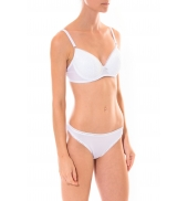 Lingerie Land ensemble uni blanc