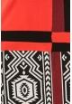 Bamboo's Fashion Robe BW648 rouge