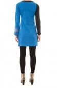 Bamboo's Fashion Robe BW640 bleu