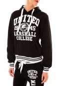 Sweet Company Sweat United Marshall 1945 noir/blanc