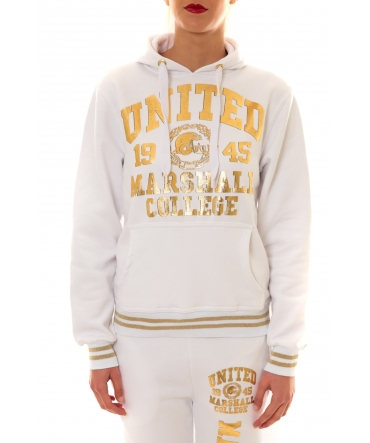 Sweet Company Sweat United Marshall 1945 blanc/or