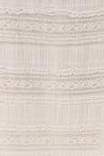 Jupe longue dentelle Blanche