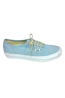 Vans Authentic Slim Bleu