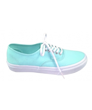Vans Authentic Slim Vert