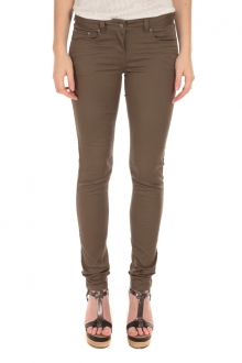 Pantalon Slim Stretch Kaki S161201