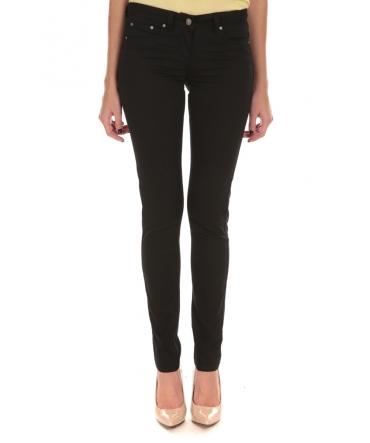 Pantalon Slim Strech Noir S161201