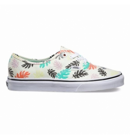 Vans Authentic  Washed Kelp  White 3B9IXG
