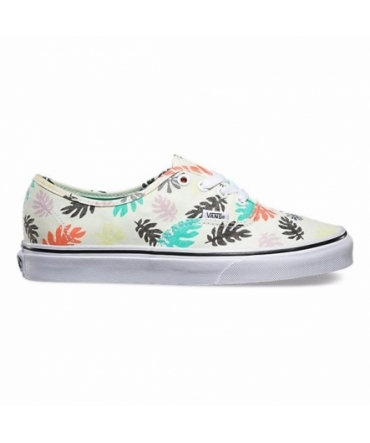Vans Washed Kelp  Multi White