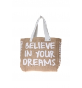 Karmen & Marius Sac Dreams Natural Blanc