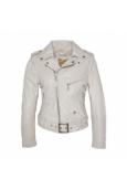 PERFECTO FEMME SCHOTT Blanc