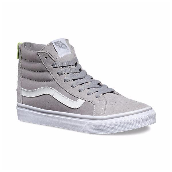 Vans SK8 Hi Slim gris