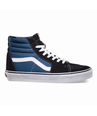 Vans SK8-HI  Bleu / Blanc D5INVY
